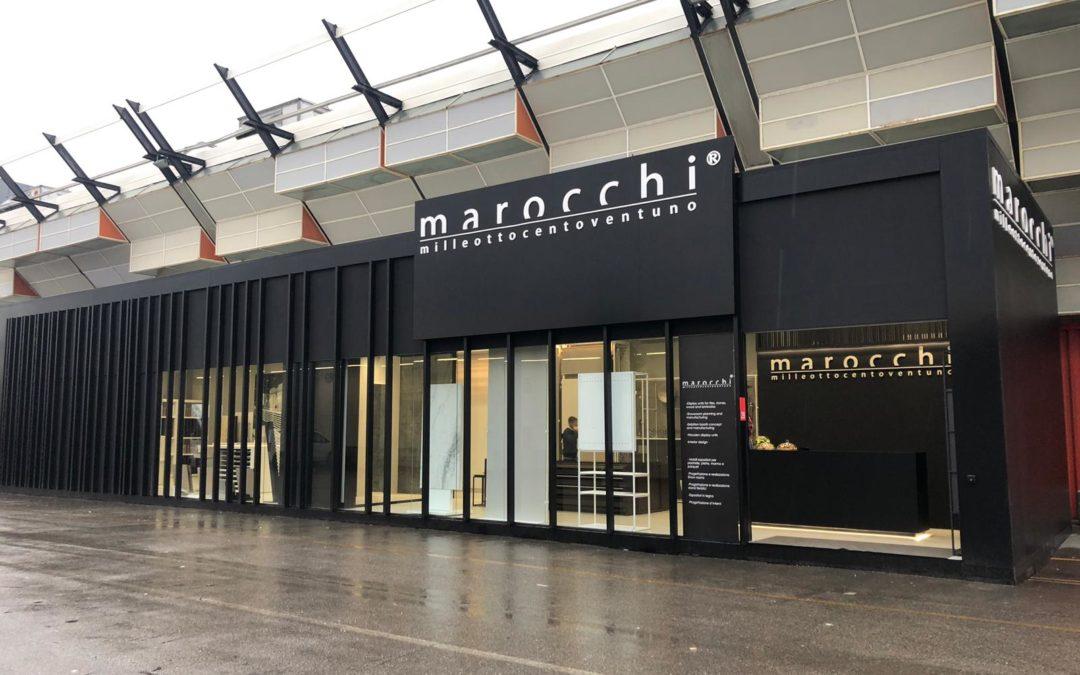 Il Gruppo Marocchi si presenta al Cersaie con la fusione con Baruzzi Design