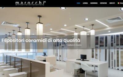 New website Marocchi.it
