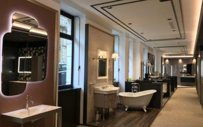 New showroom for Richardson